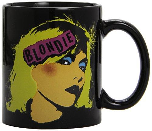 Blondie Punk Logo Mug Gift