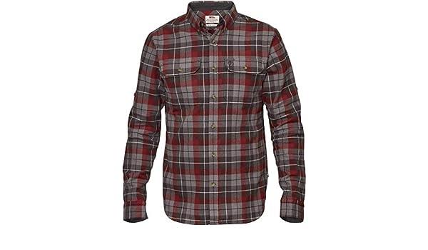 FJ/ÄLLR/ÄVEN Singi Heavy Flannel T-Shirt pour Homme