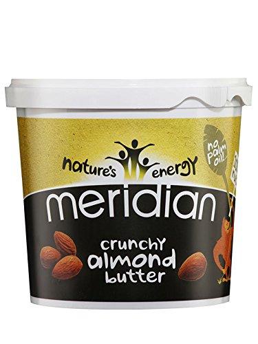 Meridian | Almond Butter Crunchy | 1kg