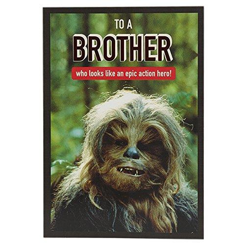Star Wars Biglietto Di Auguri Di Compleanno Per Fratello Epic