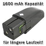 Batterie de remplacement pour Swivel Sweeper 1600 mAh