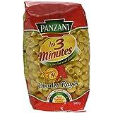 Panzani Pâtes Les 3 Minutes Coudes Rayés 500 g