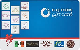 Blue Foods Gift Card - Rs.1000