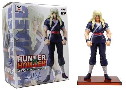 Banpresto Hunter X Hunter: Silva Zaoldyeck DX Figure Vol.3 by Banpresto