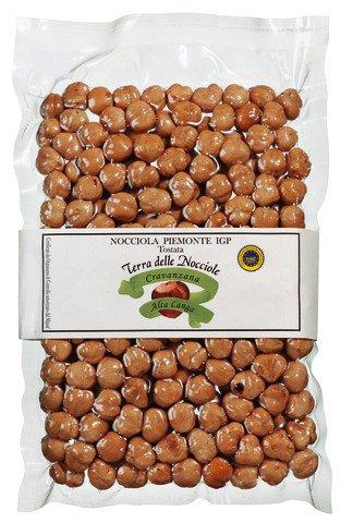 Preisvergleich Produktbild Ganze Premium Haselnüsse aus dem Piemont von Terra delle Nocciole - Tonda Gentile (Natur ohne Schale) 250 g