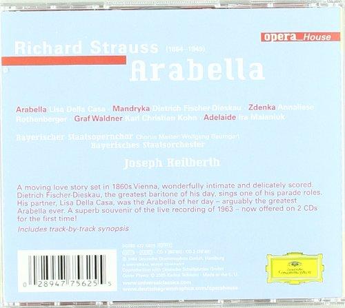 Richard Strauss : Arabella