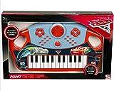 Keyboard Klavier Disney Cars