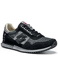 Lotto - Zapatillas para hombre negro negro