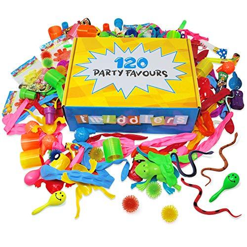 ielzeug - Riesiges Sortiment - Perfekt für Partygeschenke Mitgebsel - Piñatas - Partytaschenfüller, kindergeburtstag gastgeschenke, give aways kinder kleine geschenke ()