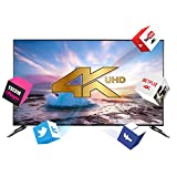Finlux 65UT3E249B-T 65 Inch 4K Ultra HD LED Smart 3D TV With Freeview HD