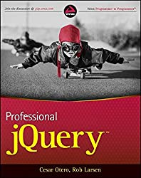 Professional JQuery (Wrox Programmer to Programmer)