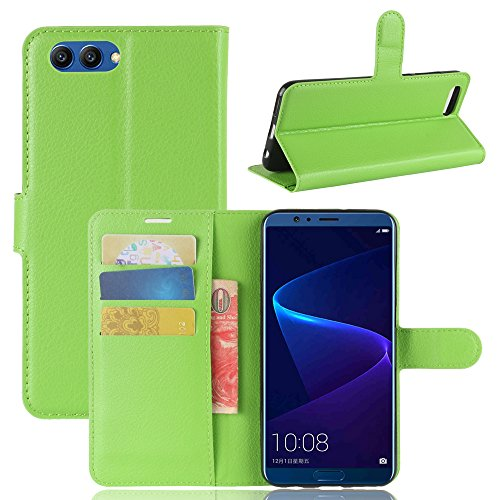 Huawei Honor V10 Durable Protective Case Protective skin Casefirst Protective Skin Double Layer Bumper Shell Shockproof Impact Defender Protective Case Durable Protective Case for Huawei Honor V10 , Green (Facetime Wi)