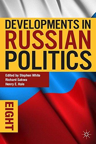 Developments in Russian Politics 8 (Developments in Politics)