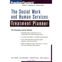 The Social Work and Human Services Treatment Planner by Arthur E. Jongsma Jr. (2001-02-15)