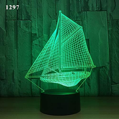 Tipo di cambiamento di colore creativo regalo scarabeo modellazione auto lampada da scrivania pulsante a sfioramento auto luce notturna bamb