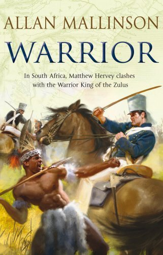 Portada del libro Warrior: (Matthew Hervey Book 10) by Allan Mallinson (2009-05-21)