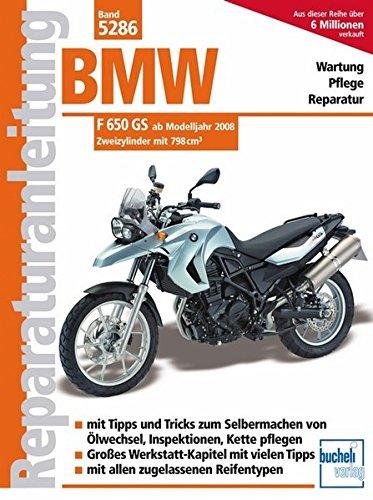 lljahr 2008: Zweizylinder mit 798cm³ (Reparaturanleitungen) ()