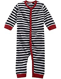 0dd75486a042 Living Crafts Feet Pyjamas 62/68 Navy/White