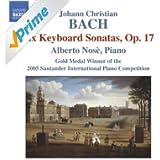 Bach, J.C.: 6 Keyboard Sonatas, Op. 17
