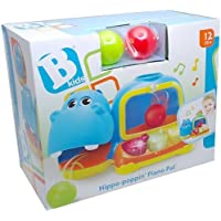Blue Box Hippo Poppin Piano Pal by Blue Box
