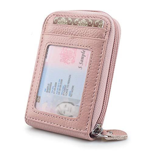 La cartera RFID de BAGZY es más que segura, es súper cómoda y elegante, no le pesará.   CARACTERISTICAS: Protección RFID: Nuestra billetera se ha probado rigurosamente y se ha comprobado que bloquea todas las tarjetas de crédito, tarjetas de débito, ...