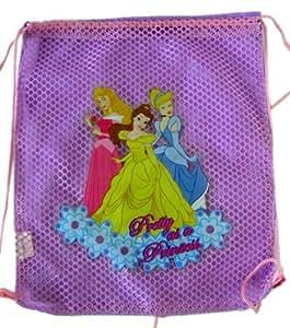 Disney Princesse, sac à dos en ficelle pour les enfants !