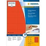 Herma 4407 Farbetiketten 2.400 Stück auf 100 Blatt