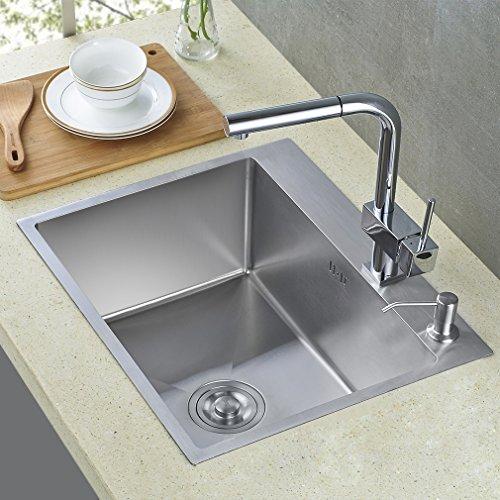 Lavello Cucina A Incasso.Lavello Cucina 1 Vasca Lavello Cucina Inox Vasca Cm X Cm With