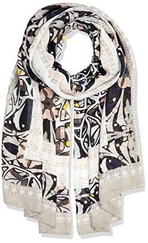 PIECES Damen PCLEONA LONG SCARF PB Schal,,per pack Mehrfarbig (Elephant Skin Elephant Skin),One size