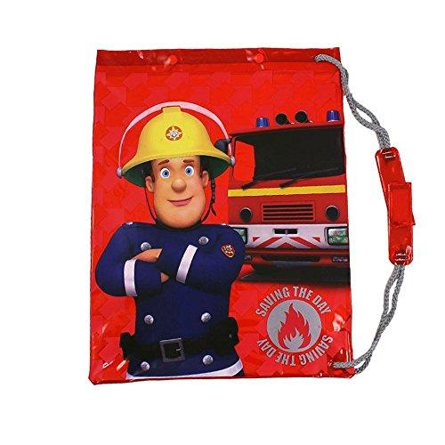 Feuerwehrmann Sam Schwimmen Ausrüstung Tasche