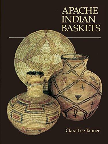 Apache Indian Baskets (English Edition)