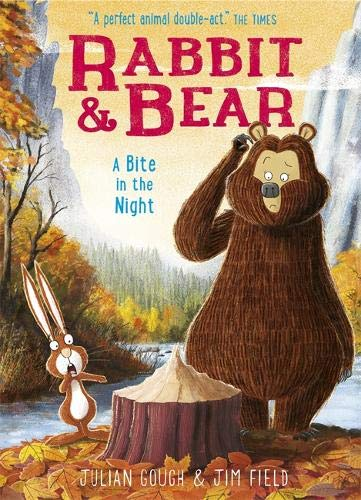 Rabbit And Bear. A Bite In The Night