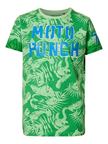 Petrol Industries Kids Jungen T-Shirt TSR723-6028 Grün (Mint), 176