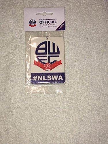 Offizielle Bolton Wanderers FC Kammform Lufterfrischer -