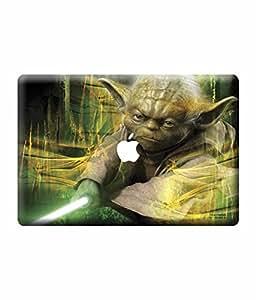 "Licensed Star Wars Yoda Laptop Skins For Macbook Air 11"""