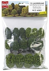 Busch 6585  - 15 árboles de Hoja caduca N / A