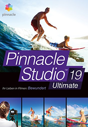 Pinnacle Studio 19 Ultimate [PC Download]