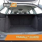 Travall® Guard Hundegitter TDG1234 - Maßgeschneidertes Trenngitter in Original Qualität