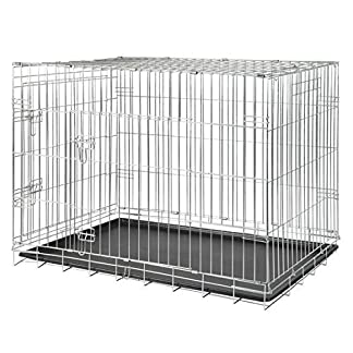 Trixie 3930 Transport Cage Double 90 x 64 x 79 cm 7