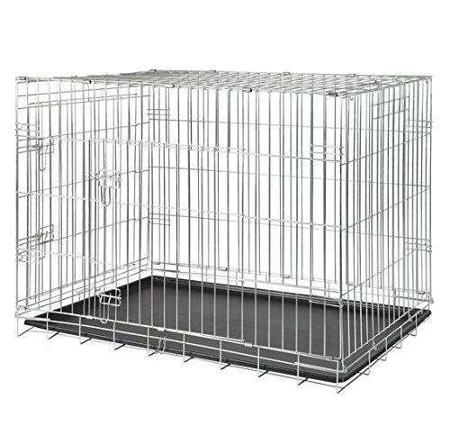 Trixie 3930 Transport Cage Double 90 x 64 x 79 cm 1