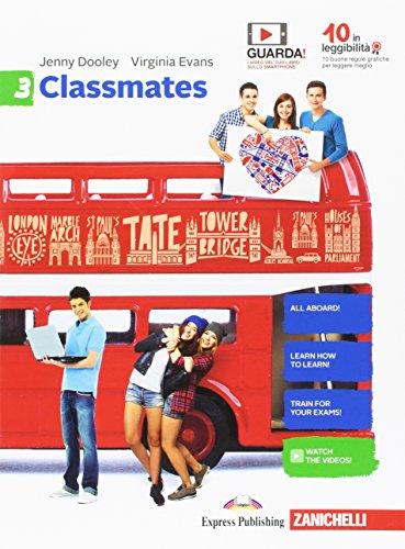 Classmates. Corso di inglese per la scuola secondaria di primo grado. Training for INVALSI. Con Contenuto digitale per download e accesso on line: 3