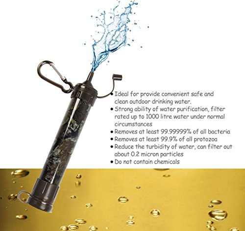 Winthome Wasserfilter Outdoor