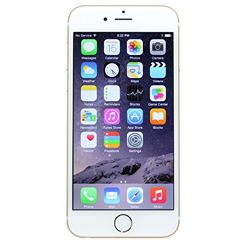Apple iPhone 6 (Gold, 128GB)