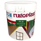 Pintura economica de exteriores blanca revestimiento liso ideal para decorar los exteriores de tu casa PR-20 Blanco (23 Kg) Envío GRATIS 24 h.