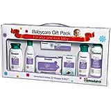 Himalaya Baby Care Gift Pack of Big Rash Cream, Gentle Soap, Shampoo, Powder, Oil and Lotion