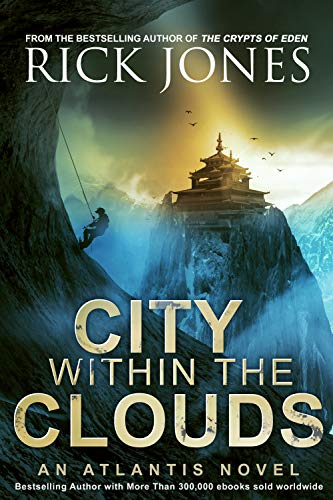 City Within the Clouds (The Quest for Atlantis Book 3) (English Edition) (Quest For Atlantis)