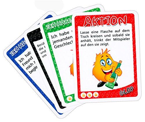 Orion Glop Erotik Erotisches Kartenspiel