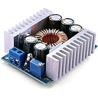 yeeco DC DC DC Convertidor de Fuente de alimentación DC 8–32V a 9–46V ajustable 150W Boost Step Up de bewegliches Auto de Laptop Power Supplies Module Voltage Regulator de v de reglamento Stabilizer 9V hasta 12V 24V 36V