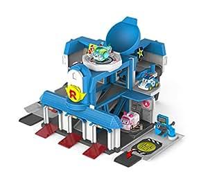 robocar poli 83304 quartier general fonction jeux et jouets. Black Bedroom Furniture Sets. Home Design Ideas
