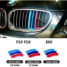 Funda para la rejilla del coche, con enganches, modelo M Power Sport, para BMW, decorativo